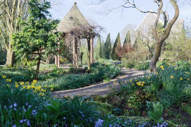 York Gate Garden Leeds Perennial