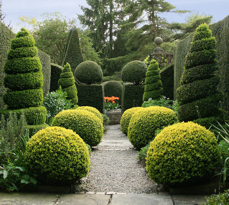 The Herb Garden at York Gate