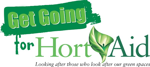 Get Going for HortAid logo