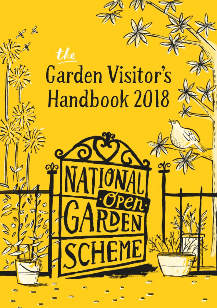 Details Of All Open Gardens Are Published In The NGSs Guide Garden Visitors Handbook 2018 Which Is Available To Buy Here From Perennial Shop