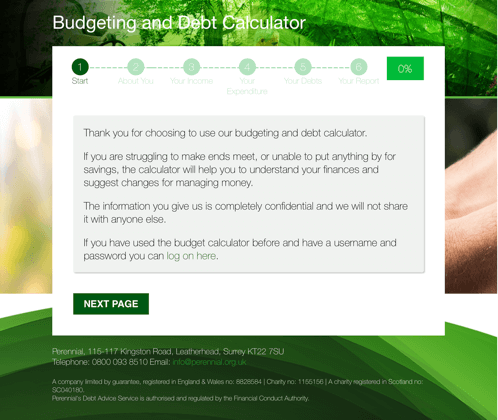 perennial launches online budgeting tool to help horticulturists